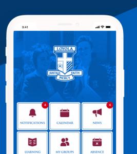 Loyola College App